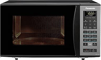 Panasonic Automatic Microwave Oven (NA-CT353BFDG, Red and White)