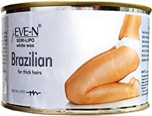 EVE N Semi Lipo White Hair Removal Wax Brazilian 350g