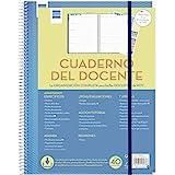 Cuaderno del docente semana página español