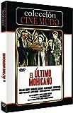 Le dernier des Mohicans (The Last of the Mohicans, Importé d'Espagne, langues sur les détails)
