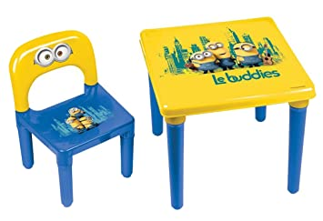 minions my first activity childrens table and preschool childs desk and chair - Childs Desk