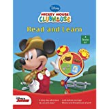 Mickey Mouse Clubhouse Read And Learn