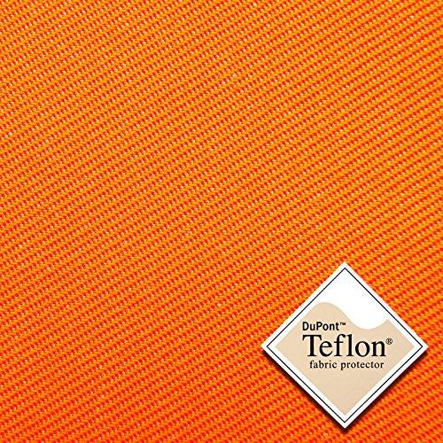 Gabartex - tela de sagra muy resistente sus colores muy expresivos - por metro (neon naranja EN 20471)