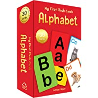 My First Flash Cards Alphabet: 30 Early Learning Flash Cards for Kids