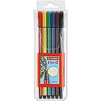 Pennarello Premium - STABILO Pen 68 - Astuccio da 6 - Colori assortiti