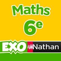 ExoNathan Maths 6e : des exercices de révision et d'entraînement pour les élèves du collège