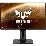 "Asus TUF Gaming VG259QM - Monitor gaming de 24.5"" FullHD (1920x1080, Fast IPS, 280 Hz, 1 ms GTG, 16:9, LED, ELMB SYNC, G-Sync"