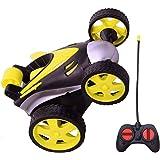 Toyshine Vibe Remote Control Car RC Stunt Vehicle 360°Rotating Rolling Radio Control Electric Race Car Boys Toys Kids…