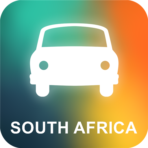 Südafrika GPS Navigation