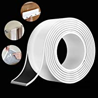 ADRIAN Nano Double Sided Tape Heavy Duty - Multipurpose Removable Traceless Mounting Adhesive Tape for Walls? Washable…