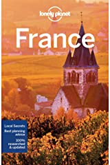 Lonely Planet France (Travel Guide) Paperback