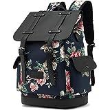 BAOMANYI Rucksack Damen für 15,6 Zoll Laptop Schulrucksack Teenager Business Unisex College Mädchen Schule Daypacks Reisetasc