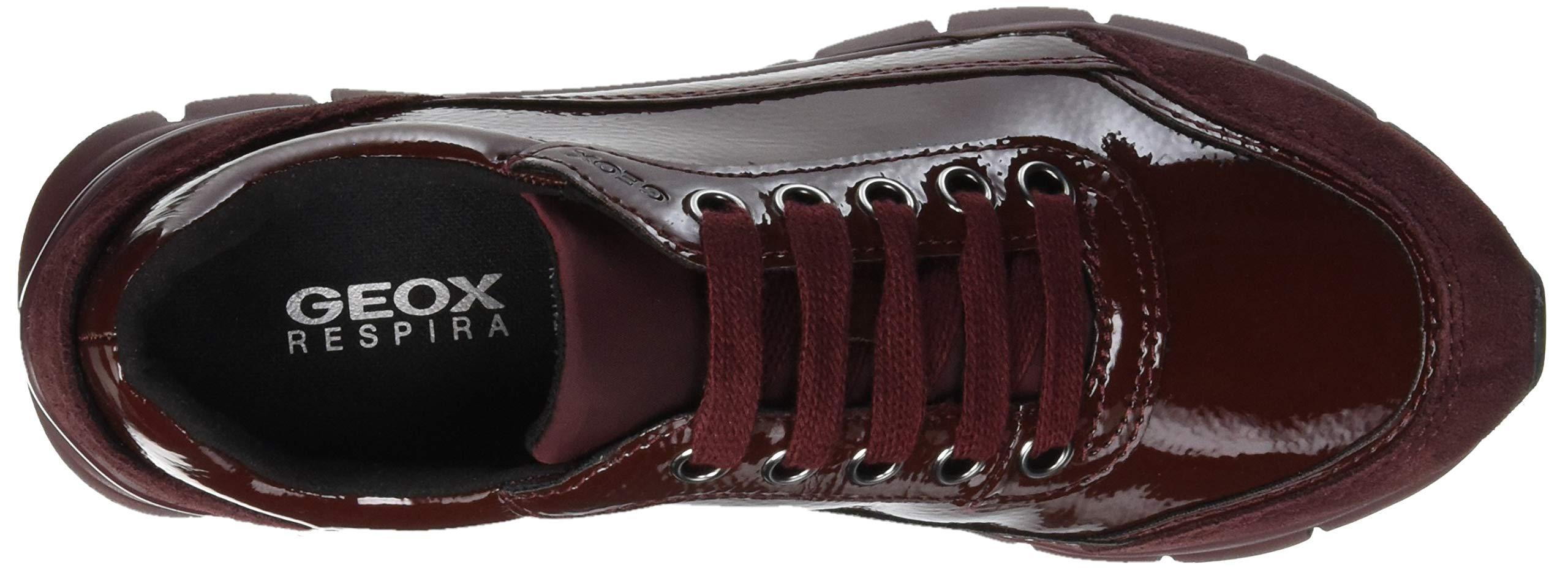 Geox Damen D Sukie B Sneaker 7