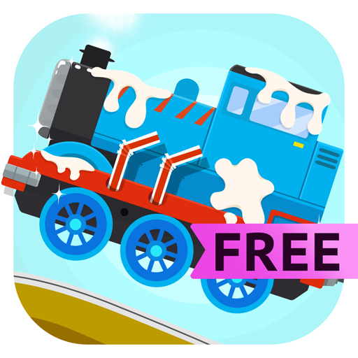 Train Driver Free - The Train Simulator & Driving Games For Kids Free