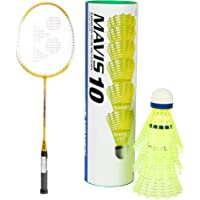 Yonex GR 303 Aluminum Blend Badminton Racquet with Full Cover