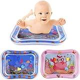 Tummy Time Baby Water Mat Opblaasbare Speelmat Leuke Tijd Spelen Activiteitencentrum Baby Sensory Speelgoed voor Pasgeboren Z