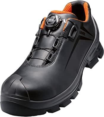 Uvex 2 Vibram BOA - S3 Work Shoes for Men and Women - Waterproof