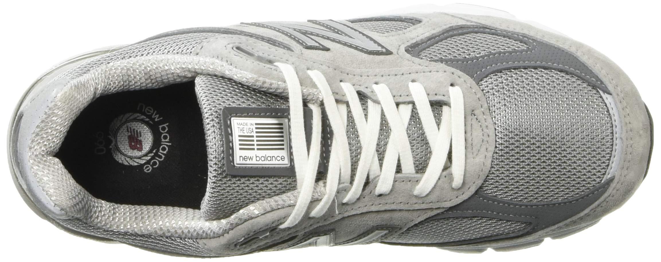 71NIsE62tmL - New Balance Men's 990v4 Running Shoe