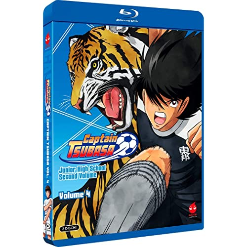 Captain Tsubasa Vol.4 (2 Blu-ray)