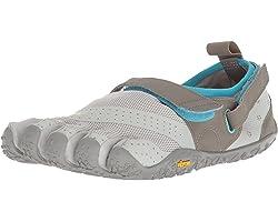 Vibram FiveFingers Women's V-aqua Water Shoes, Grey/Blue), 40 EU