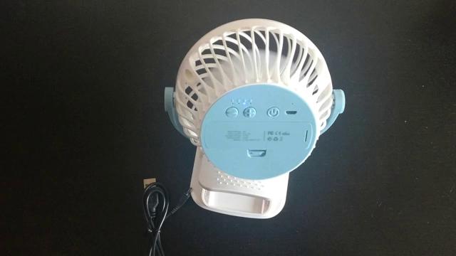 Ventilateur de table sans fil usb en amazon cuisine maison