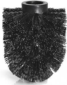 Blomus ARA WC-Brosse Brosse WC Batteur Brosse en acier inoxydable gris H 45 cm