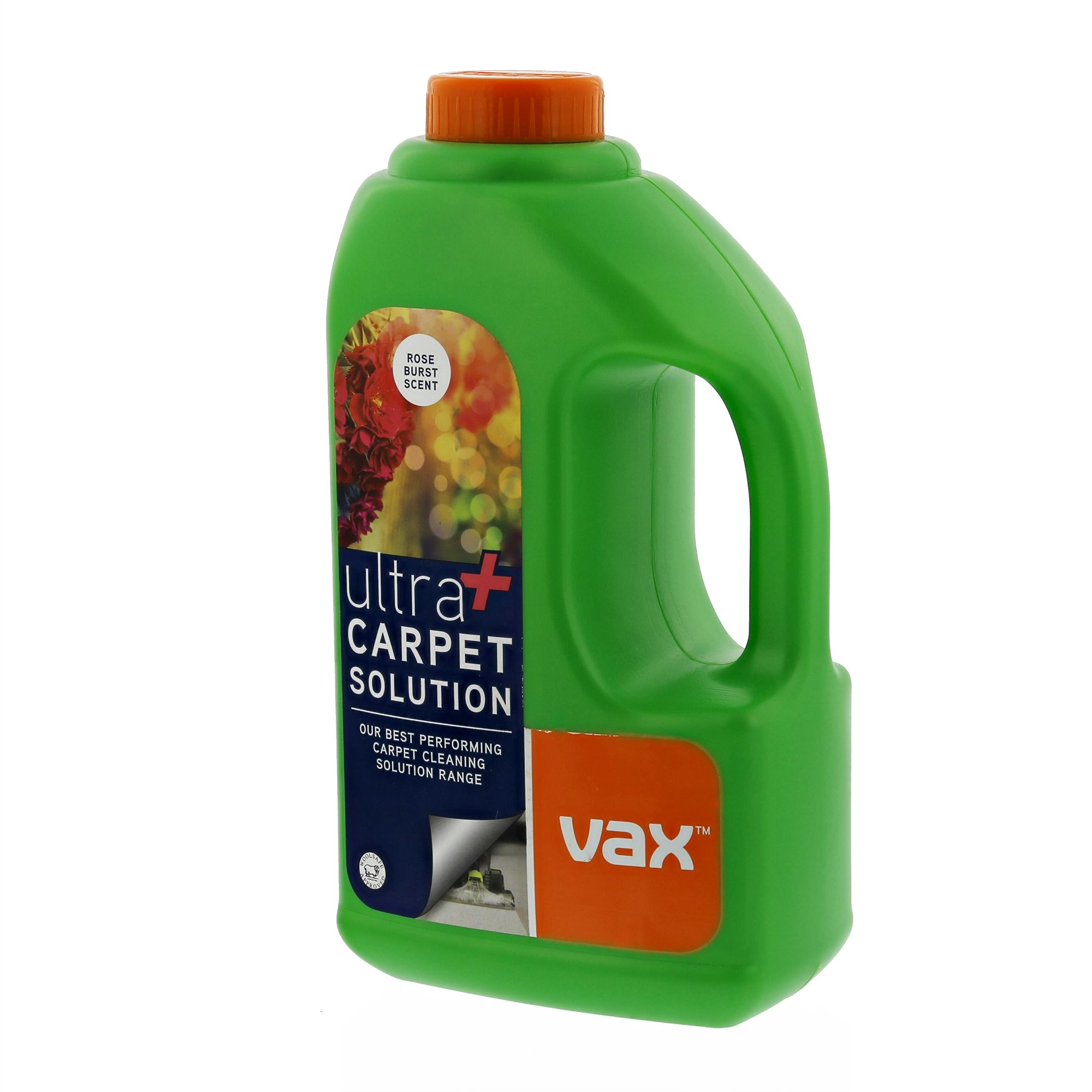 Vax Carpet Cleaner Carpets Shampoo Solution 1 5l New