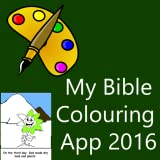 My Bible Colouring 2016