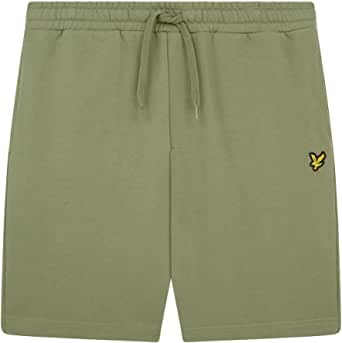 Lyle and Scott Men's Sweat Shorts - Cotton - XS