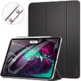 Ztotop Hülle für iPad pro 11 2018,Ultra dünn smart magnetische Abdeckung,Trifold Stand Schutzhülle mit Auto Aufwachen/Schlaf für iPad Pro 11 Zoll A1980 A2013 A1934 A1979,Schwarz