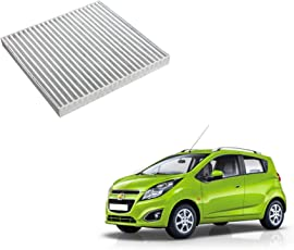 Auto Spare World Cabin A/C Filter for Chevrolet Beat Type 2 Set of 1 Pcs