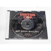 Virtua Cop For Sega Saturn