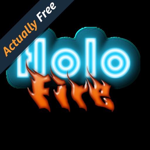 HoloFire Holographic Fireplace