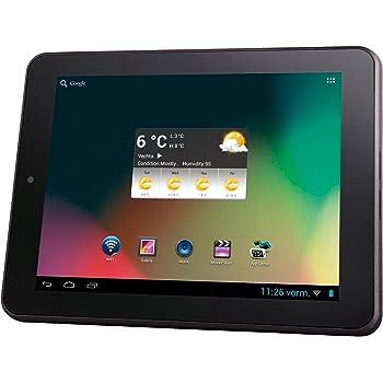 Intenso TAB814 5510862 20,3 cm (8 Zoll) Tablet-PC (ARM Cortex A9, 1,5GHz Dual Core, 1GB RAM, 8GB HDD, HDMI, Wifi, WLAN, micro SD, micro USB, Android 4.1) schwarz