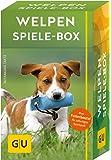 Welpen Spiele-Box gelb 12 x 3,5 cm (GU Tier-Box)