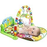Tappetini gioco e palestrine per bambini, Attivit¨¤ e intrattenimento Soffice Tappetino Gymini Giocattoli con suoni musicali,
