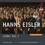 Hanns Eisler: Lieder Vol.1