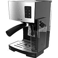 Cecotec Machine à café Express Semi-Automatique Power Instant-ccino 20. Réservoir de lait, Cappuccino en une Seule Étape…
