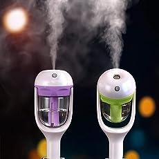 Modulyss Portable Car Plug Air Humidifier & Car Fragrance