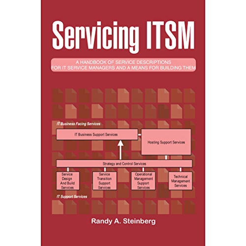 Servicing Itsm: A Handbook of Service Descriptions for It Service Managers and a Means for Building Them (English Edition)