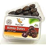 Dry Fruit Hub Soft Dates 800gms Mazafati Dates, Kimia Dates, Fresh Juicy Dates, Pack of 2