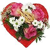 Bersandkostenfrei Blumenstrauß Sweet Love + kostenlose Glückwunschkarte Blumenversand