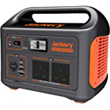 Jackery Portable Power Station Explorer 1000, 1002Wh Solar Generator (Solar Panel Optional) with 230V/1000W AC Outlet…