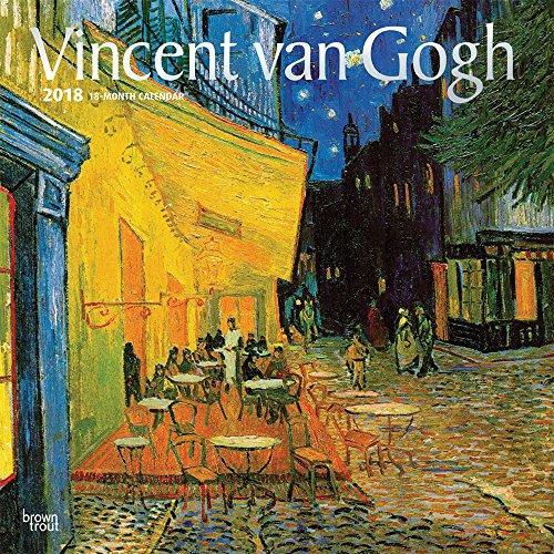 Vincent Van Gogh 2018 Calendar