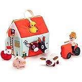 Lilliputiens Mijn eerste boerderij speelboerderij met speelfiguren