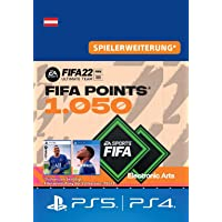 FIFA 22 Ultimate Team - 1050 FIFA Points | PS4/PS5 - Download Code - österreichisches Konto