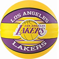 Spalding - Pallone da basket Nba Team L.a. Lakers