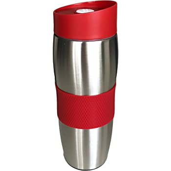 380ml Stainless Steel Vacuum Flasks Car Travel Mug Thermol Bottle Thermo Cup JJ