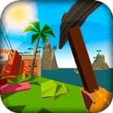 Blocky Island Survival Simulator 3D