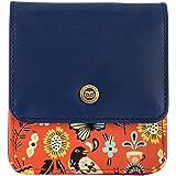 Chumbak Tropical Birdie Wallet - Orange - Wallet for Women, Zipper Coin Purse, Printed Design, Card Holder Organizer…